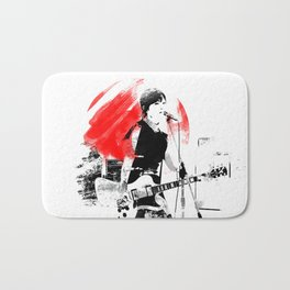 Japanese Artist Bath Mat