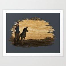 Loyal Companion Art Print