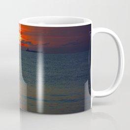 Fire in the Sea Coffee Mug