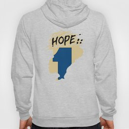 Hope!! (time machine ) Hoody
