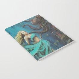 The Mermaid's Gift Notebook