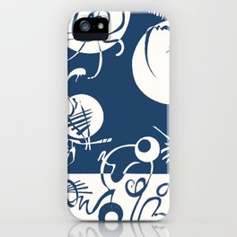 Musical Mania iPhone Case