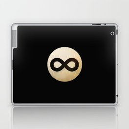 Infinity Ball Laptop & iPad Skin