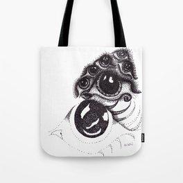 eye on waterloo Tote Bag