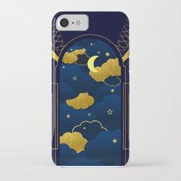 The Night Door iPhone Case