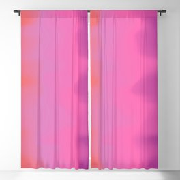 Summer Waves on Planet Mercorn Blackout Curtain