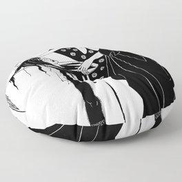 The Dancer's Reward Floor Pillow