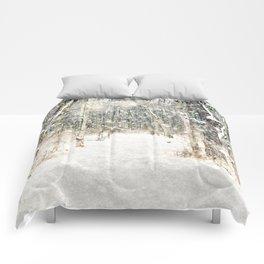 Winter Woods Comforters