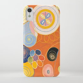 The Ten Largest, Group IV, No.4 by Hilma af Klint iPhone Case