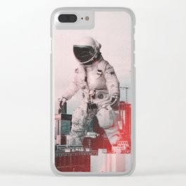 City Walk Clear iPhone Case