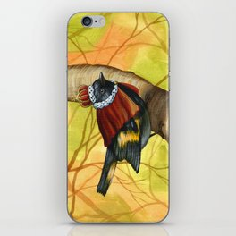 King of the Woodland Realm iPhone Skin
