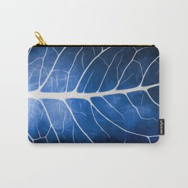 Glowing Grunge Veins Carry-All Pouch