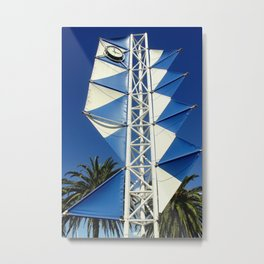 Wind Sails Metal Print
