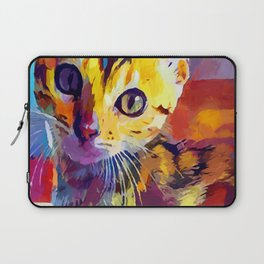 Bengal Cat Laptop Sleeve