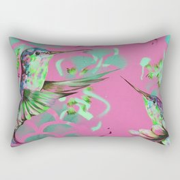 colibri 1 Rectangular Pillow