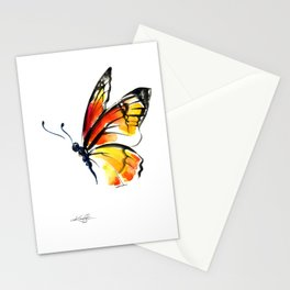Monarch No. 3 by Kathy Morton Stanion Stationery Cards