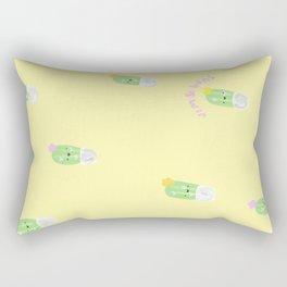 Plant Mom Rectangular Pillow