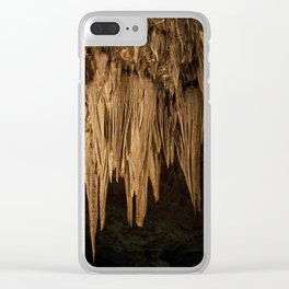 Carlsbad Caverns VIII Clear iPhone Case