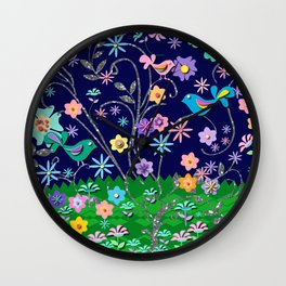 Magical Wall Clock