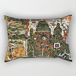asie Rectangular Pillow