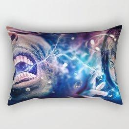 Eraser Rectangular Pillow