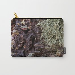 Ashland Oregon Moss RMD Designs Carry-All Pouch