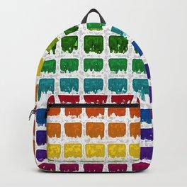 Iced Rainbow Chex Backpack