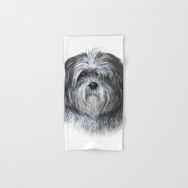 Dog 138 Shih Tzu Hand & Bath Towel