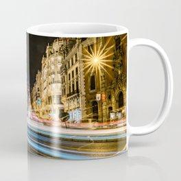 Gran Via (Madrid) Coffee Mug