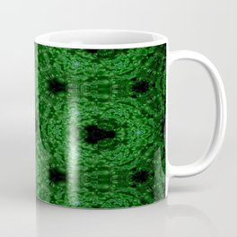 Concave Stature Pattern 11 Coffee Mug