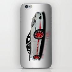 Porsche GT3 Rs iPhone & iPod Skin