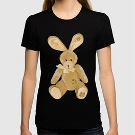 Beige toy Bunny T-shirt