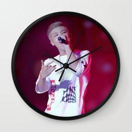 Rap Monster Wall Clock