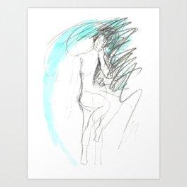 sketch I Art Print