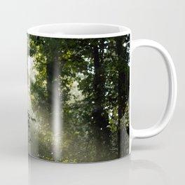 Forest Morning Coffee Mug