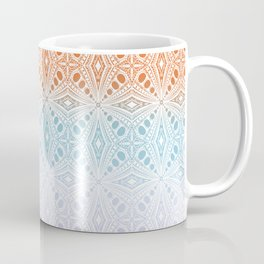 Crochet zentagle!! Coffee Mug