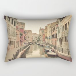 Exploring Venice  Rectangular Pillow