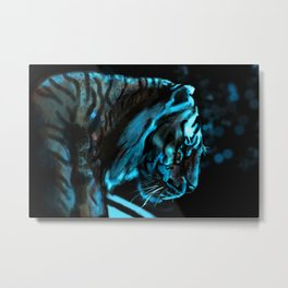 A Search for Meaning Metal Print