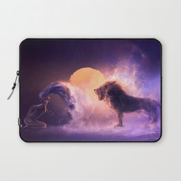 LEO from the Dancing Zodiac Laptop Sleeve