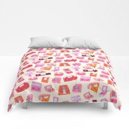 Pocket machine - Pink - Comforters