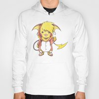 projectrocket Hoodies featuring Spark of Brilliance by Randy C