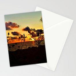 Calm Evening Stationery Cards