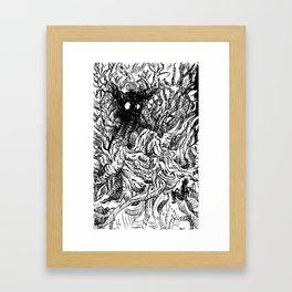 Old God #1 Framed Art Print