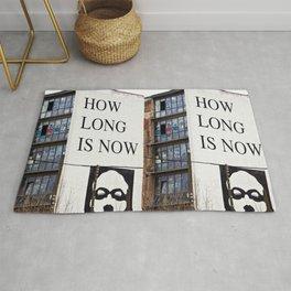 HOW LONG IS NOW - EAST BERLIN Rug