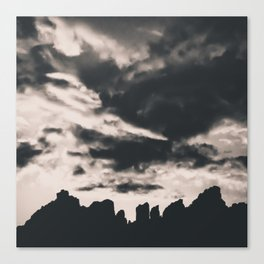 Take Me to the Desert - Sedona Arizona Canvas Print