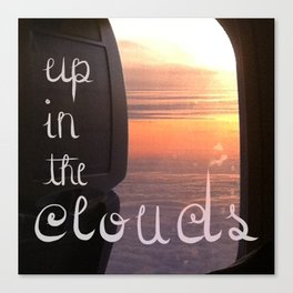Up & Away Canvas Print