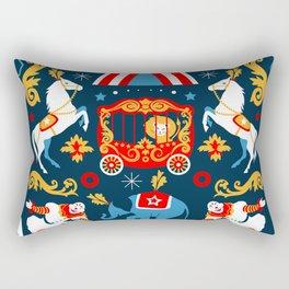 Circus royal Rectangular Pillow