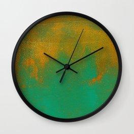 Abstract No. 325 Wall Clock