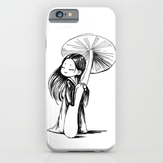 Huge mushroom iPhone & iPod Case