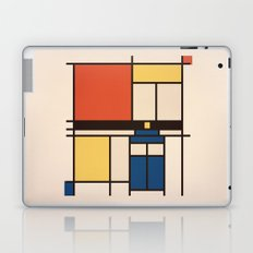 Mondrian Who Laptop & iPad Skin